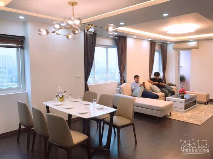 Cần bán gấp căn hộ đã hoàn hiện giá 15,7tr/m2 căn hộ View chọn Công Viên Chu Văn An, LH 0962259366 ảnh 0