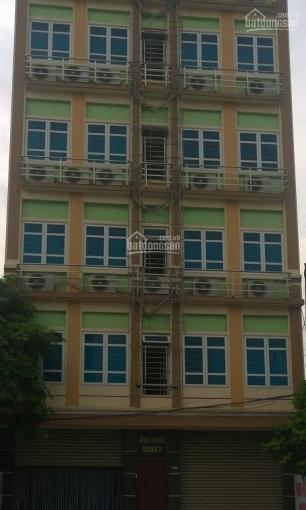 Chính chủ bán nhà nghỉ 8 tầng, mặt tiền 9m, 27 phòng, mặt đường 32 (phố Thú Y) - Hoài Đức - Hà Nội ảnh 0
