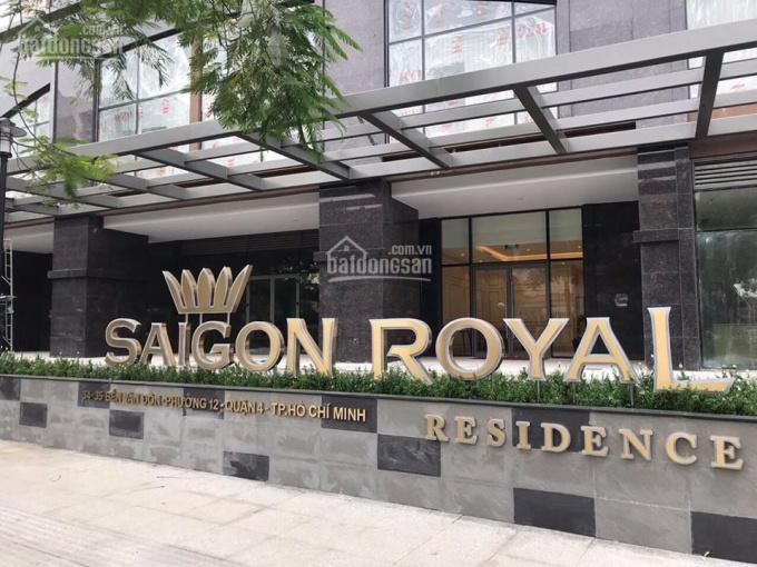 Chính chủ gửi bán nhanh căn hộ Saigon Royal, 80m2 view nội khu, giá bán 5.6 tỷ - LH: 0918753177 ảnh 0