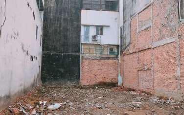 Bán lô đất 80m2 MT Bùi Thị Xuân, Tân Bình, giá 1.6 tỷ, dân cư đông, shr. Lh: 0904740321 ảnh 0