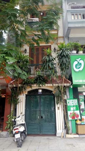 Bán nhà mặt phố Đội Cấn, Giang Văn Minh, nhà đẹp vuông vắn, SĐCC, LH 0966986868 ảnh 0