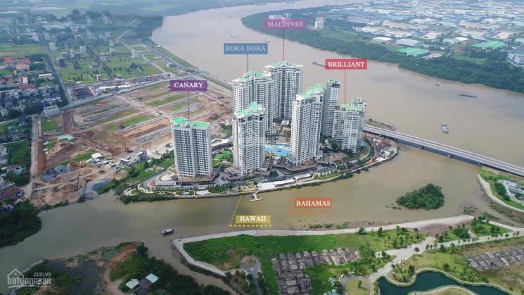 Gia đình kẹt tiền cần bán gấp căn 3PN, 119m2, tháp Hawaii, view sông rất đẹp, giá bán: 7,9 tỷ ảnh 0