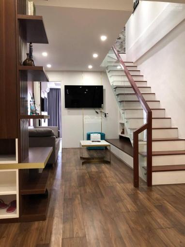 Căn duplex EVerrich 3PN-96m2 full nội thất đẹp y hình chỉ xách vali vào ở giá bán nhanh chỉ 5,2 tỷ ảnh 0