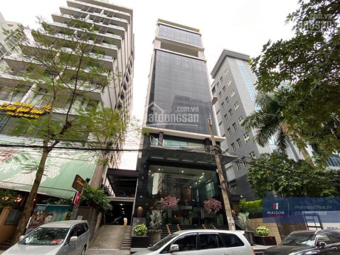 Văn phòng đẹp, giá rẻ tại tòa VMT Duy Tân - Cầu Giấy, DT linh hoạt đến 1000m2 ảnh 0