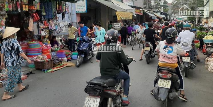 Bán đất KDC Thuận Giao 16, Ph Thuận Giao , Thuận An , Bình Dương DT là 108m2(6x18) giá 1tỷ020, SHR  ảnh 0