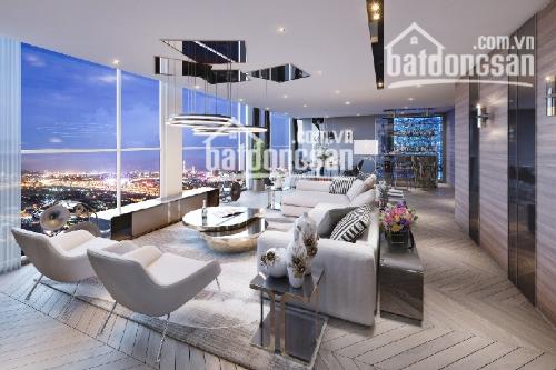 Hạ giá cho thuê căn hộ 4PN, Vinhomes Central Park, nội thất cao cấp, view sông thoáng 0977771919 ảnh 0