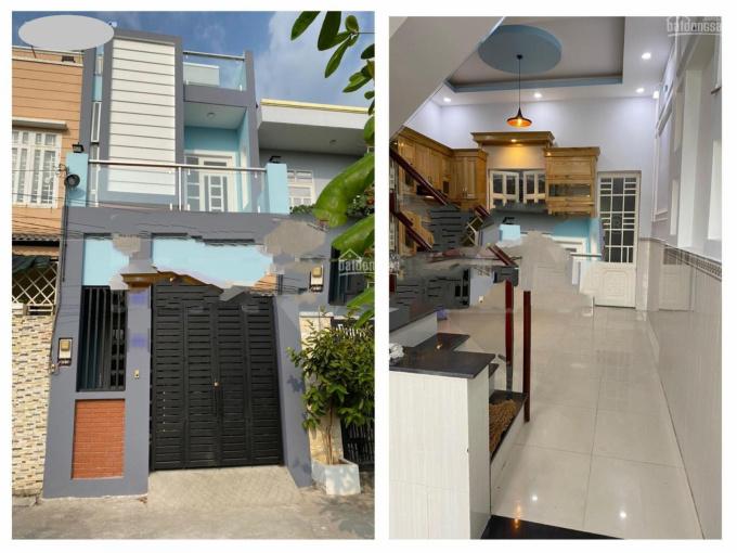 Bán căn nhà chính chủ HXH đường Gò Cát, P. Phú Hữu, Q9 CN: 53,2m2, hoàn công đầy đủ 3,4 tỷ bớt lộc ảnh 0