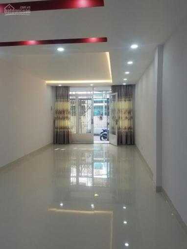 Bán nhà HXH đường Ông Ích Khiêm, phường 14, quận 11, DT: 4x14.5m, 3 tầng, hướng ĐN. Giá 6.7 tỷ TL ảnh 0