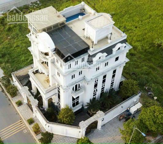Bán căn biệt thự Hoàng Gia (16*21m) góc 2 mặt tiền đường, full nội chuẩn cao cấp, LH: 0947 146 635 ảnh 0