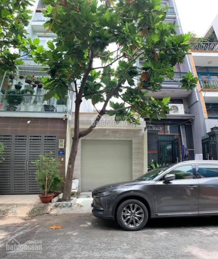 Nhà mặt tiền kinh doanh sung đường Trần Quang Cơ, P Phú Thạnh gần Thạch Lam, Lũy Bán Bích 11x29m ảnh 0