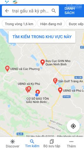 Bán dự án nghỉ dưỡng, cạnh chùa Bái Đính, Ninh Bình. DT 25,335m2, MT 200m, 6 tỷ, LH 0816.261.424