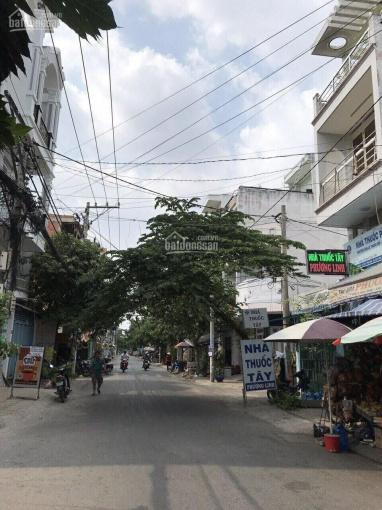 Nhà cần bán gấp đường D11, Phường Tây Thạnh, Tân Phú, 4m x 25m, đúc 2 lầu ảnh 0