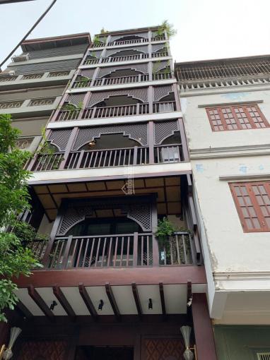 Bán nhà 6,5T thang máy gần mặt phố Ngọc Hà và Lăng Chủ Tịch HCM mấy bước chân ô tô vào dt 60m mt 4m ảnh 0