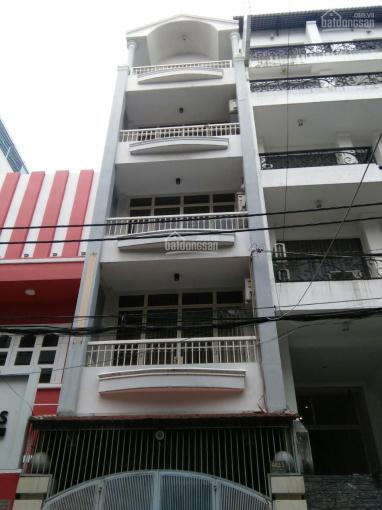 Bán nhà hẻm xe hơi Dương Tử Giang, nhà 5 tầng mới đẹp, DT: 4x16m, giá 10,5 tỷ ảnh 0