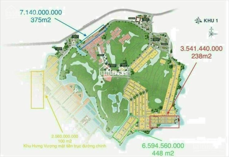 Đất nền nhà phố + biệt thự view sông Biên Hòa New City, giá chủ đầu tư chỉ 15tr/m2 chiết khấu 2% ảnh 0