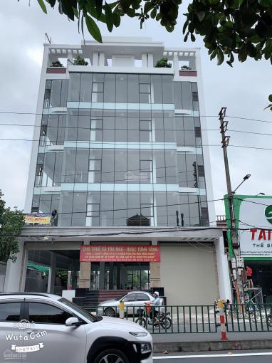 Cho thuê tòa nhà thiết kế hiện đại mặt phố đường 10(Nguyễn Công Trứ),TP Ninh Bình, đông dân nhất TP ảnh 0