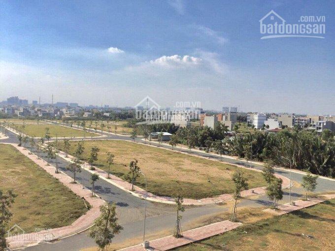 Bán đất đối diện cổng Viva City MT đường đang mở rộng 24m, giá chỉ 690tr, sổ riêng, LH 0933241922 ảnh 0