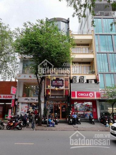 Bán nhà mặt tiền đường Nguyễn Chí Thanh, Phường 9, Quận 5. DT: 4m x 17m, 4 lầu đẹp, giá 22 tỷ TL ảnh 0