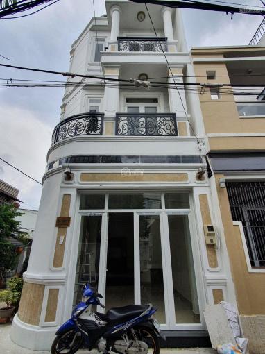 Bán nhà 3 lầu các tuyến đường nhánh Phạm Văn Đồng, khu bên sông Hiệp Bình Chánh sau lưng Giga Mall ảnh 0