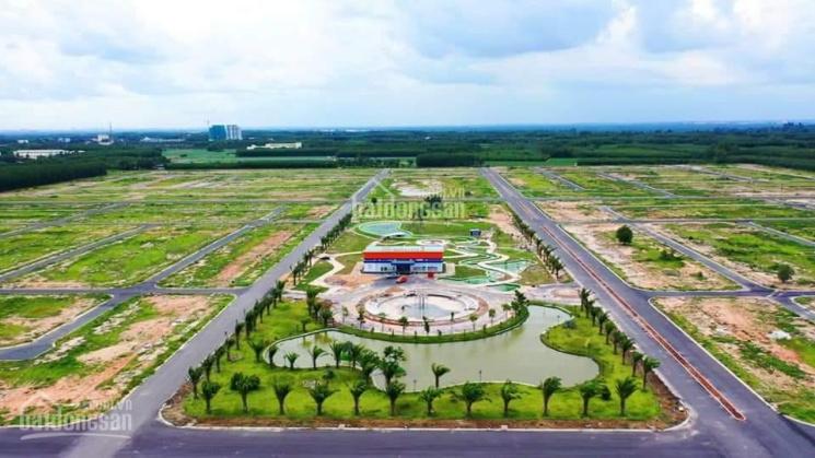 Bán đất mặt tiền 25C, trung tâm Nhơn Trạch, Đồng Nai, cách cầu Cát Lái Q2 10 phút, LH: 0931 534 747 ảnh 0