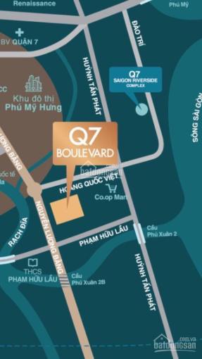 Shophouse - sống và kinh doanh tại Q7 Phú Mỹ Hưng chỉ với 9 tỷ/căn 2 tầng, trả góp, LH 0909393170 ảnh 0