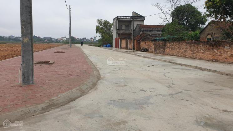 Bán đất đấu giá 125m2 Bắc Thượng - Quang Tiến - Sóc Sơn - Hà Nội. LH: 0945.846.336 ảnh 0