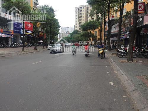 Bán nhà mặt phố Nguyễn Thị Định - Cầu Giấy, 120m2, cho thuê 80 triệu/th, giá 30 tỷ ảnh 0