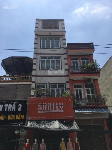Chính chủ bán nhà 5 tầng đẹp nhất mặt phố Quang Trung, phố sầm uất, kinh doanh siêu lợi nhuận ảnh 0