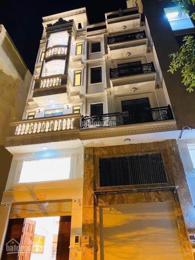 Chính chủ cần cho thuê nhà nguyên căn mặt tiền đường Dương Quảng Hàm, 6 tầng, chỉ 45 triệu ảnh 0