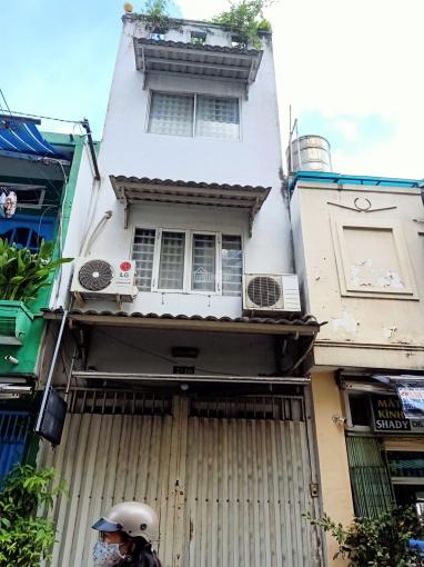 Bán nhà 2 mặt tiền hẻm xe hơi Trần Hưng Đạo-An Bình - Nguyễn Tri Phương Quận 5 (4x12m) chỉ 7 tỷ hơn ảnh 0