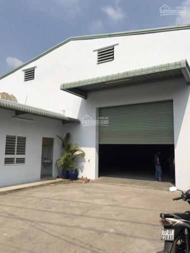 Cho thuê 500m2, kho xưởng đang xây dựng đường Phan Huy Ích, Gò Vấp ảnh 0