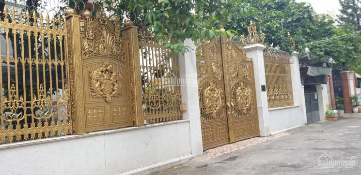 Biệt thự khu biệt Phường 7, Tân Bình - Mặt tiền ngang 14m hẻm 8m - DTCN: 383m2 - Rẻ nhất khu vực ảnh 0