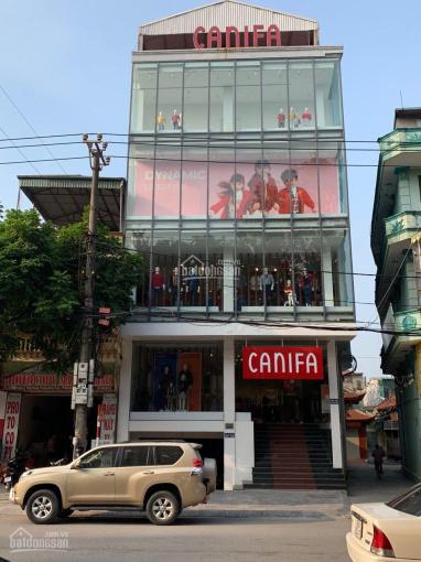 Cho thuê nhà liền kề khu đô thị Định Công, diện tích 100m2 x 04 tầng, vị trí kinh doanh ảnh 0