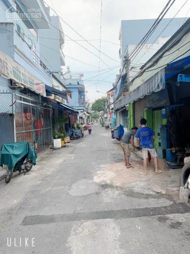 Bán nhà 2 MT đường Đô Đốc Lộc, P. Tân Quý, Q. Tân Phú DT 4.5(5)x16m đúc 3.5 tấm mới, gía 7.3 tỷ TL ảnh 0