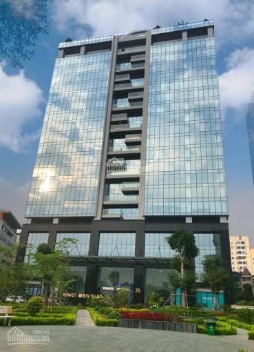 BQL tòa Park View 36 Hoàng Cầu cho thuê văn phòng DT từ 150m, 200m, 300m, 500m2 - LH 0943 881 591 ảnh 0