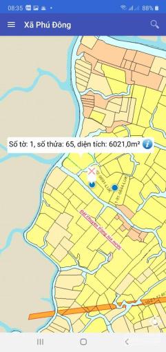 Bán đất mặt tiền Sông lớn xã Phú Đông, huyện Nhơn Trạch, ĐN, giá 1,5 tỷ/1000m2, LH 0967567807 ảnh 0