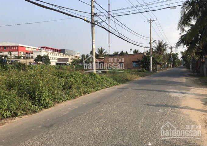 Bán gấp lô đất 700m2 khu dân cư hiện hữu, đường 8m, sổ hồng riêng ảnh 0
