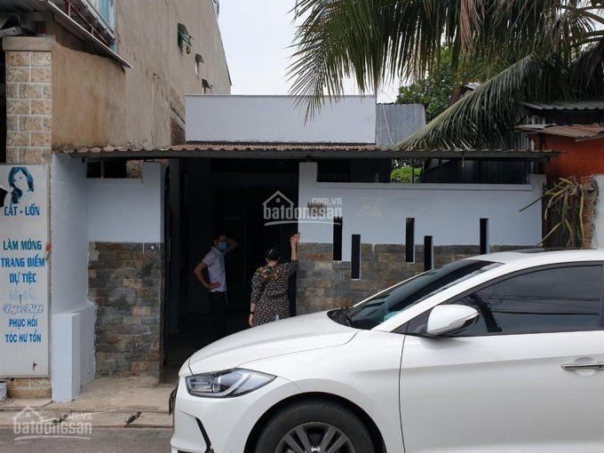 Nhà DT 5x25m mặt tiền Xuân Thới Sơn (nhựa 10m) gần ngã 4 Hóc Môn ảnh 0