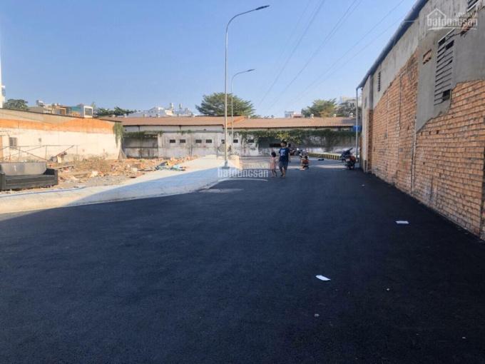 Bán đất MT đường Bác Ái (4x15m), sổ hồng, giá 7.2 tỷ - P. Tân Thành, Q. Tân Phú ảnh 0
