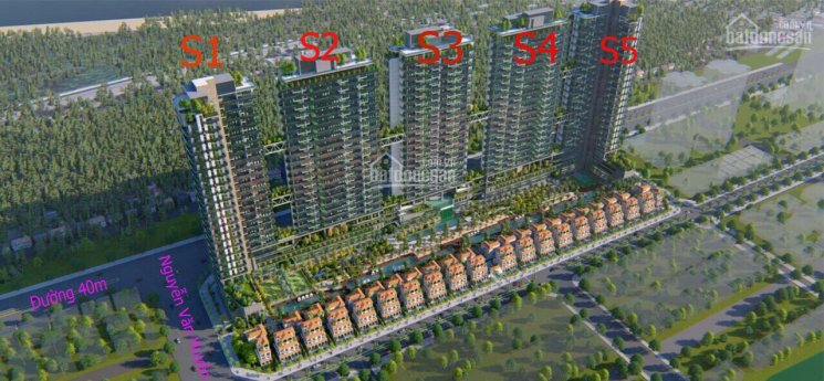 Ra mắt căn hộ biệt thự trên không Sunshine Crystal River, tầm view tuyệt đẹp, giá từ 60 triệu/m2 ảnh 0