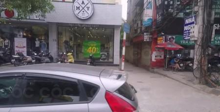 Cho thuê nhà MP Nguyễn Trãi DT 50m2*4T, MT 4,5m giá 45 triệu/tháng ảnh 0