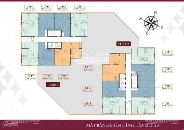 Bán cắt lỗ căn hộ 04 - 3PN- tòa A - chung cư Stella Garden - giá 4 tỷ - bao phí sang tên ảnh 0