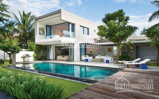 Biệt thự tự do lưu trú, tự do kinh doanh, villa 4PN giá chỉ 14,283 tỷ. Hồ bơi, sân vườn, gara ô tô ảnh 0