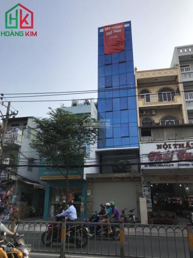 Cho thuê nhà nguyên căn 6 lầu, MT đường Trường Chinh, P14 Tân Bình. 5x18m ảnh 0
