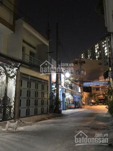 Bán nhà hẻm 8m đường Trần Tấn, P Tân Sơn Nhì, 3,7 x 12,5m, 1 trệt, 1 lầu đúc ảnh 0
