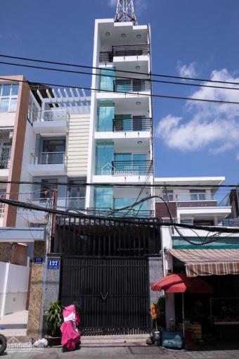 Bán nhà mặt 127 Lê Văn Thọ, trung tâm quận Gò Vấp, gần chợ Hạnh Thông Tây ảnh 0