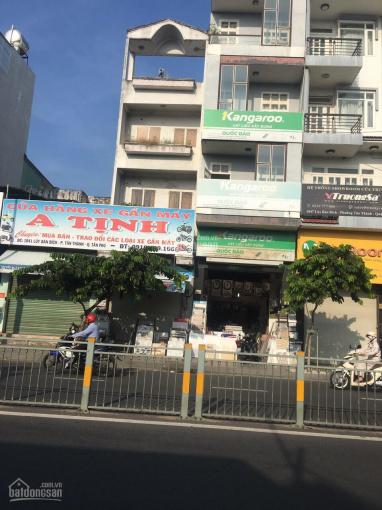 Bán nhà MTKD Luỹ Bán Bích 4mx19m, đúc 1 lửng, 2 lầu, giá 23 tỷ, P. Tân Thành, Quận Tân Phú ảnh 0