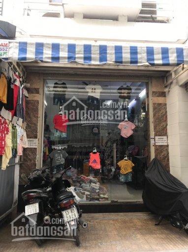 Nhà mặt tiền kinh doanh ngay chợ Hoàng Hoa Thám 0917593376 ảnh 0
