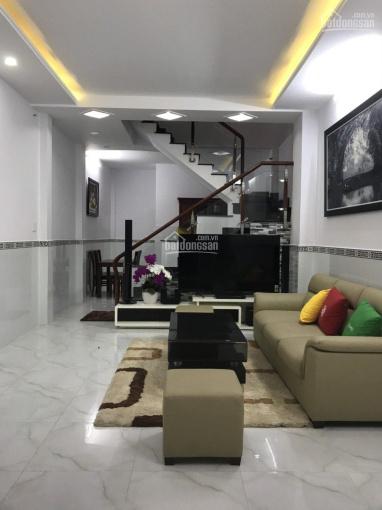 Mặt tiền Lê Đình Thám, Tân Quý, Tân Phú, 4x15m, 2 lầu mới đẹp, tặng full NTCC, giá 7.9 tỷ ảnh 0