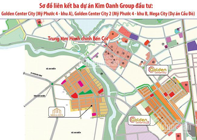 Bán đất thị xã Bến Cát, gần chợ Bến Cát, dân cư đông đúc, cam kết giá rẻ hơn giá thị trường ảnh 0